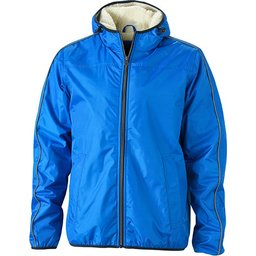 Men`s Winter Sports Jacket blauw