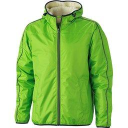 Men`s Winter Sports Jacket groen