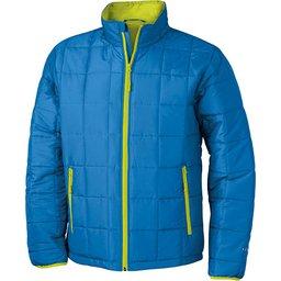 Men's Padded Light Weight Jacket blauw