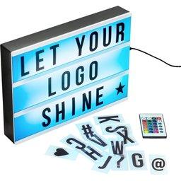 Message Lightbox