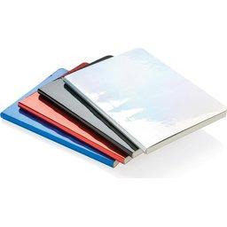 Metallic notitieboek