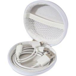 MFI 3-in-1 Type C kabelset