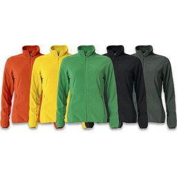 Micro Fleece Jacket bedrukken