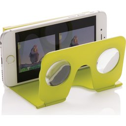 mini VR bril groen