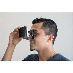 mini VR bril sfeer