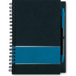 Notitieboekje met bijpassende balpen