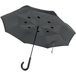 Reversible paraplu bedrukken