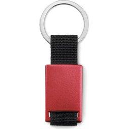 Tech Black sleutelhanger