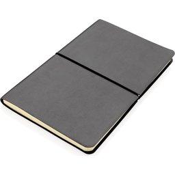 Moderne deluxe softcover notitieboek A5-schuin