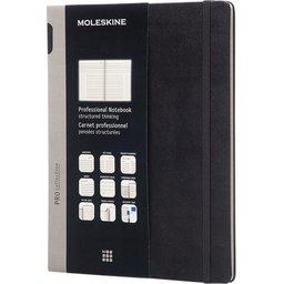 Moleskine Pro notitieboek XL hard cover