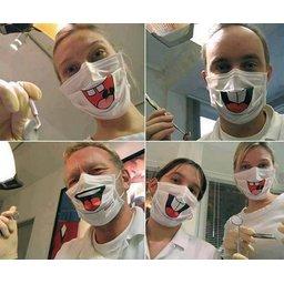 Mondmasker uit microvezel - ontwerp jouw protectie masker