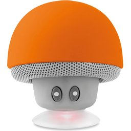 Mushroom Bluetooth luidspreker in paddenstoel vorm