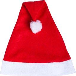 Muts Papa Noel rood
