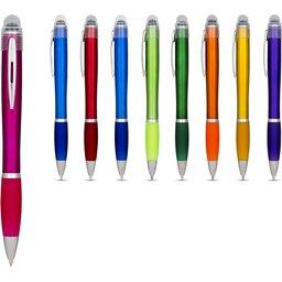 Nash lichtgevende stylus pen