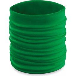 Nekwarmer colsjaal groen