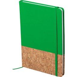 Notitieblokje Bluster-groen