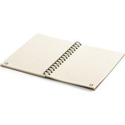 Notitieboek Zubar-open