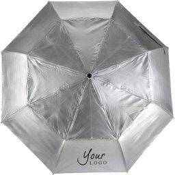 Opvouwbare automatische paraplu bedrukken
