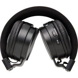 Opvouwbare draadloze hoofdtelefoon bedrukken