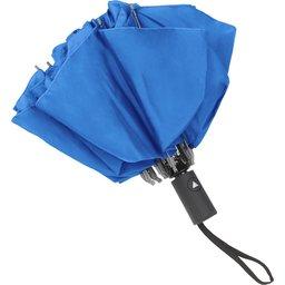 Opvouwbare omkeerbare paraplu