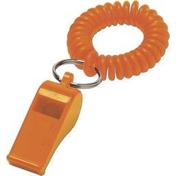 Oranje Fluitje polsband