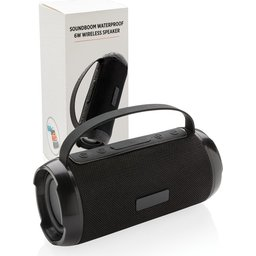 Soundboom waterdichte 6W draadloze speakers