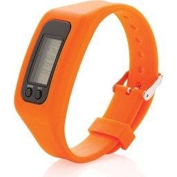 p410551 stappenteller oranje