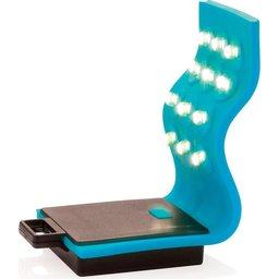 p513714 flexibele werklamp lichtblauw