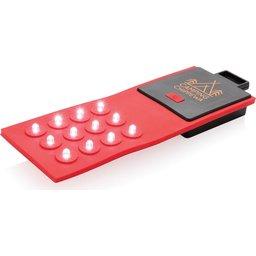p513714 flexibele werklamp rood