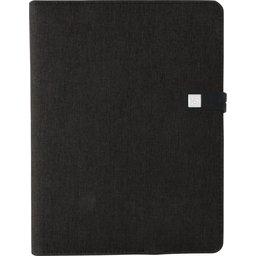 Notitieboek met Kyoto powerbank en USB stick bedrukken