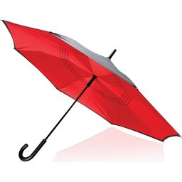 Omkeerbare 23 inch paraplu bedrukken