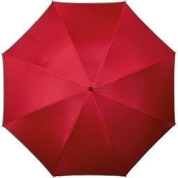 paraplu rood bedrukken