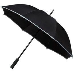 Golfparaplu met reflecterende piping - Ø102 cm