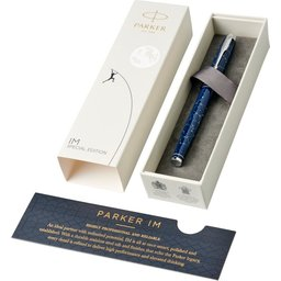 Parker IM Luxe special edition vulpen