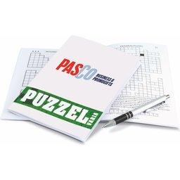Pasco - Puzzelboekje