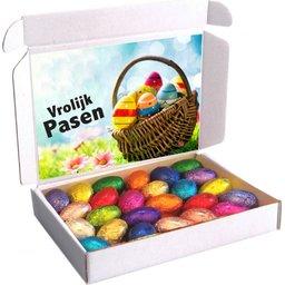 Pasen per Post verzenddoos met luxe eitjes