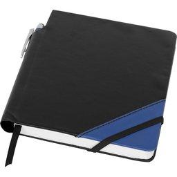 Patch the edge A6 notitieboek met balpen bedrukken