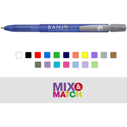 Pen Bic Media Clic grip balpen