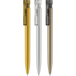 Pen Liberty Varnished Metallic goud zilver brons