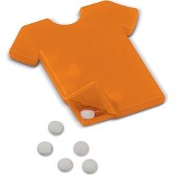 Pepermuntdoos T-shirt bedrukken