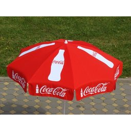 Petit parasol Coca-Cola 2