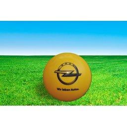 Plastic bal bedrukken
