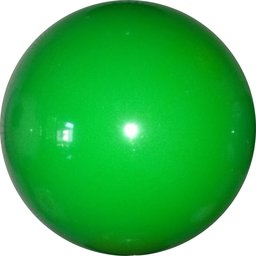Plastic voetbal groen
