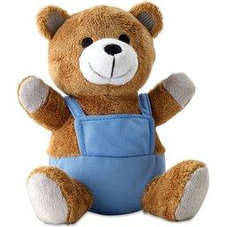 Pluchen teddybeer bedrukken