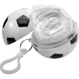 Poncho voetbal bedrukken