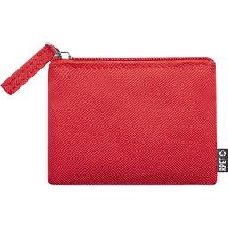 Portemonnee Nelsom-rood