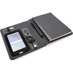 Powerbank notitieboek 3