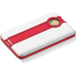 Powerbank Retro bedrukken