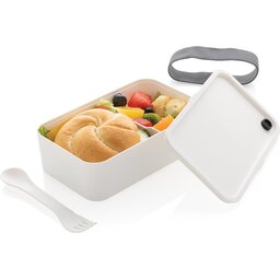 PP Lunchbox met Spork-sfeerbeeld