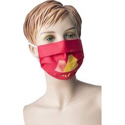 Promo stoffen mondmasker met bedrukking naar keuze 14